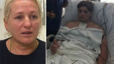 Parents of Schoolie stabbed in 'random attack' want answers