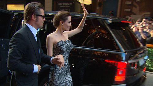 Angelina Jolie reveals what she did on her honeymoon with Brad Pitt