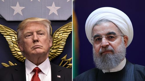 Iran vows to ban Americans as world leaders voice concern about Trump's immigration crackdown