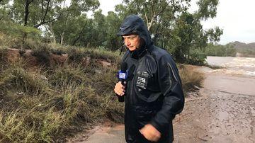Townsville Queensland floods weather behind the scenes