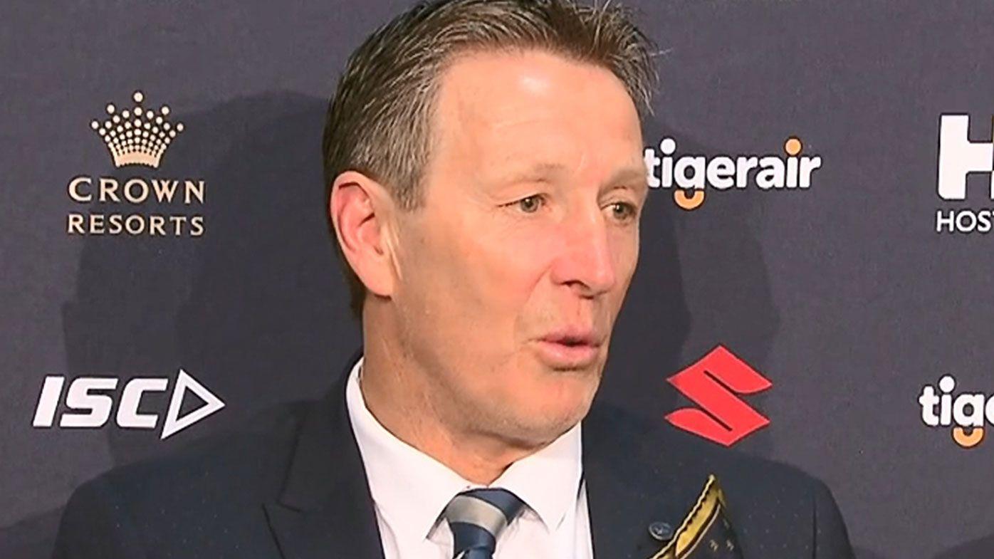 Craig Bellamy names Billy Slater the best fullback in NRL history