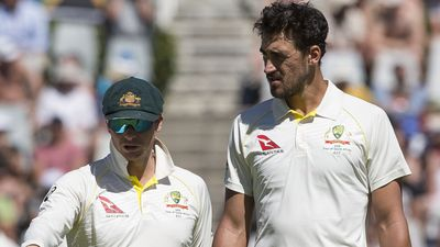 Aussies push to wrap up South African innings