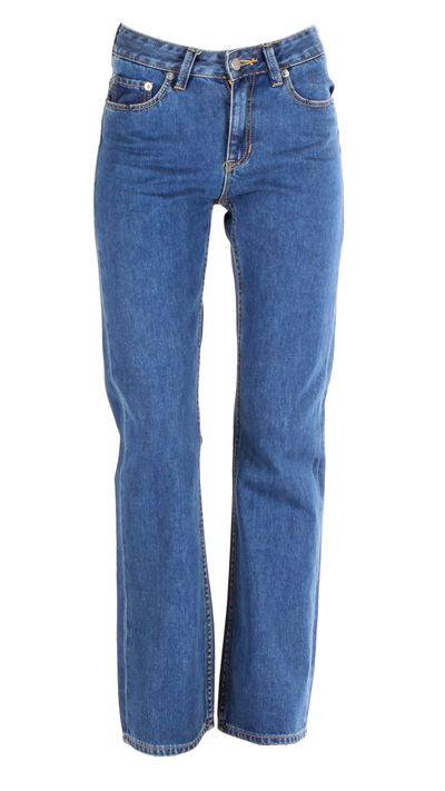 <p>If Penny Lane lived in 2015, these would be her denim of choice.</p>