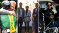 Day six of the Royal tour: Cyclists, sailing and a reception with the PM
