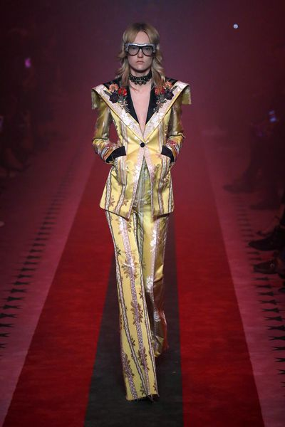 Gucci, spring/summer '17, Milan Fashion Week