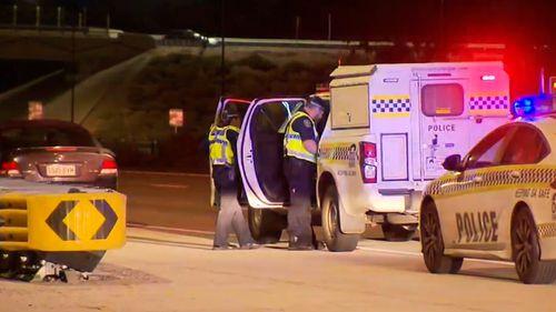 North-South Motorway road rage attack