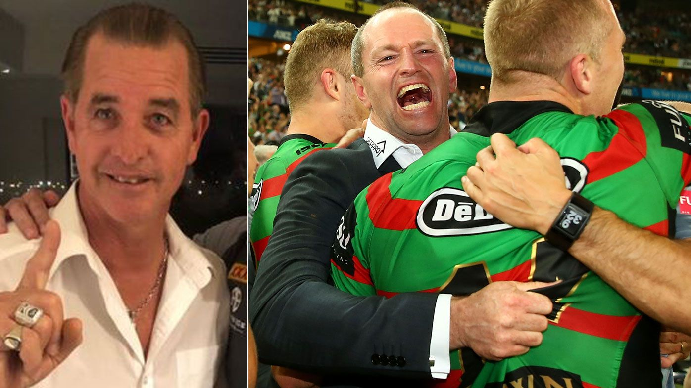'Cut my finger off': South Sydney Rabbitohs' bizarre NRL grand final pact revealed