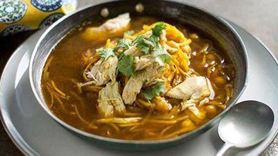 6. Chicken soup