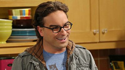 Johnny Galecki: Now…