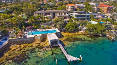 Sydney mansion reportedly rakes in third-highest price in Australia