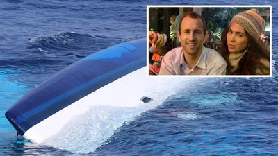 Aussie sailor accused of murdering wife on Caribbean honeymoon