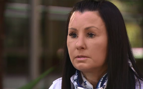 Simone O'Brien is a survivor, fighting against all odds after a horrific attack.