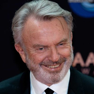 Sam Neill as Dr Alan Grant: Now