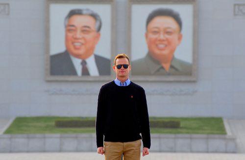 Steinfort in North Korea.