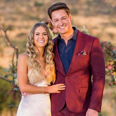Chelsie McLeod and Matt Agnew