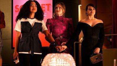 The Bold Type Season 5 Katie Stevens Aisha Dee Meghann Fahy