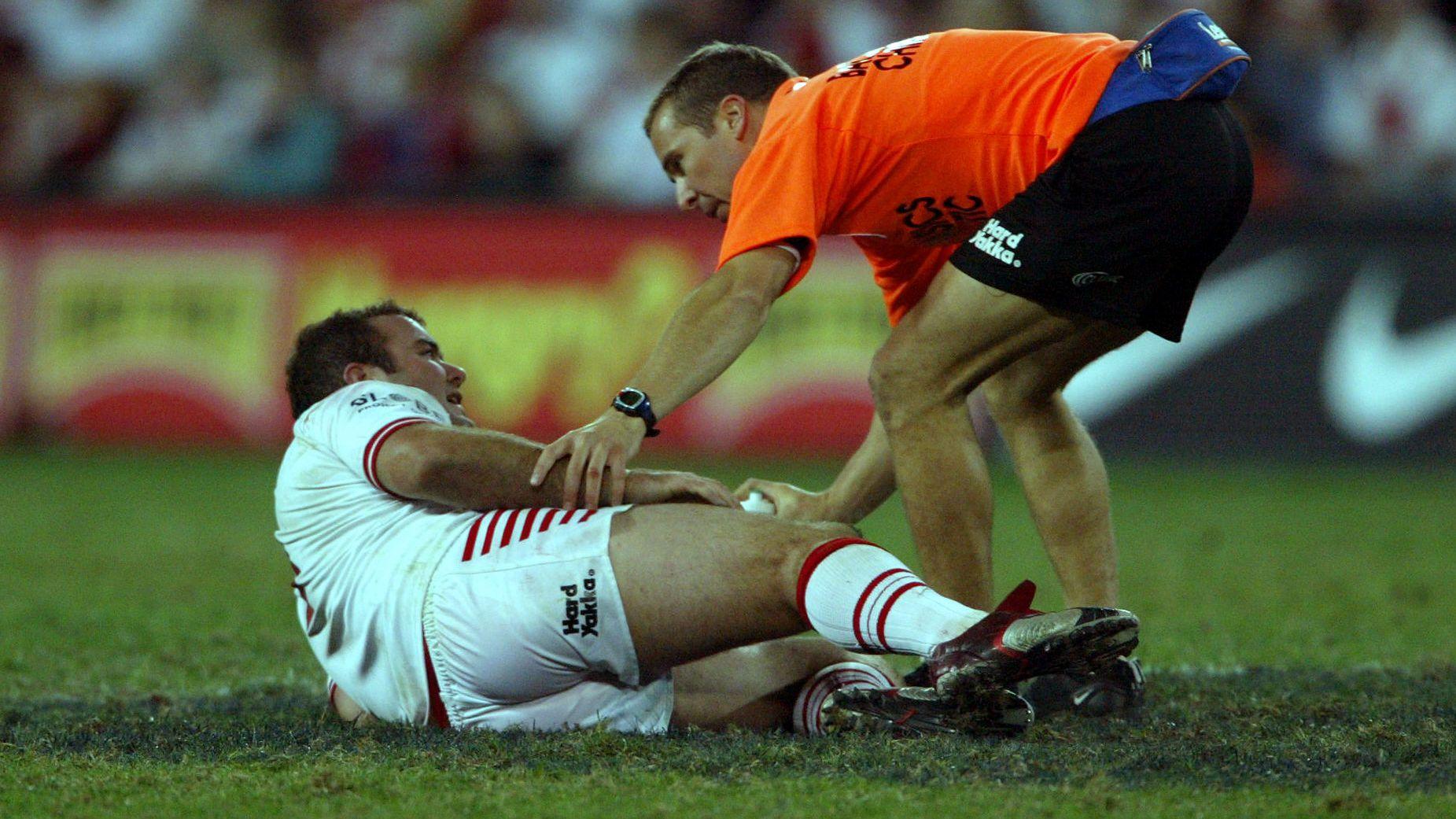 Rugby league greats launch concussion lawsuit