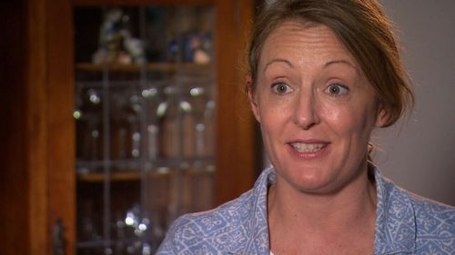 Melbourne mum Gill Williams is now getting paid for putting power back into the grid.