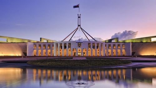 Parliament and Australia's three largest parties were targeted in the hack.