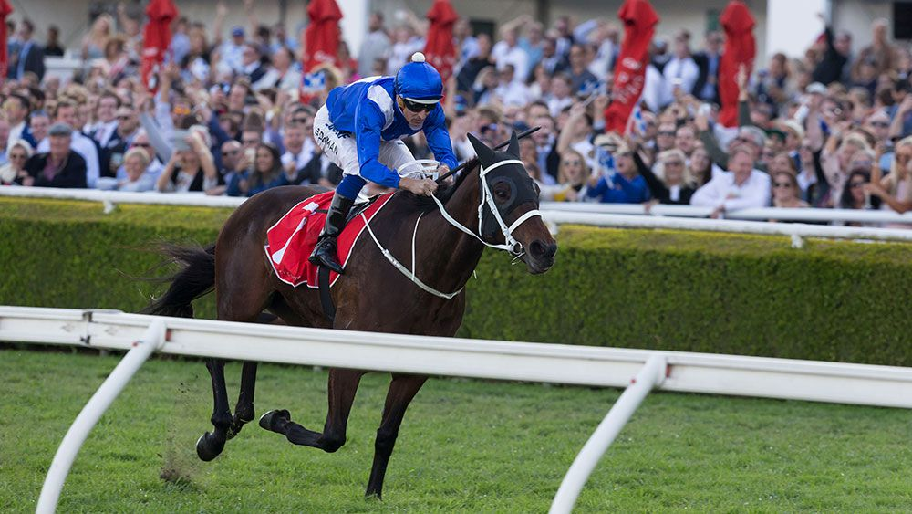 Wonder mare Winx makes it 20 wins in a row
