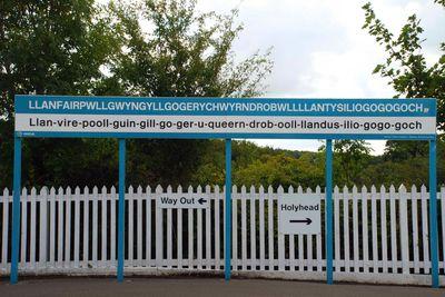 <strong>Wales: Gwyngyllgogerychwyrndrob-wllllantysiliogogogoch</strong>
