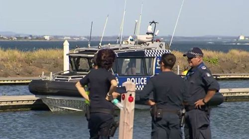 A man aged in his 20s drowned at Altona Beach yesterday afternoon while diving for abalone.(9NEWS)
