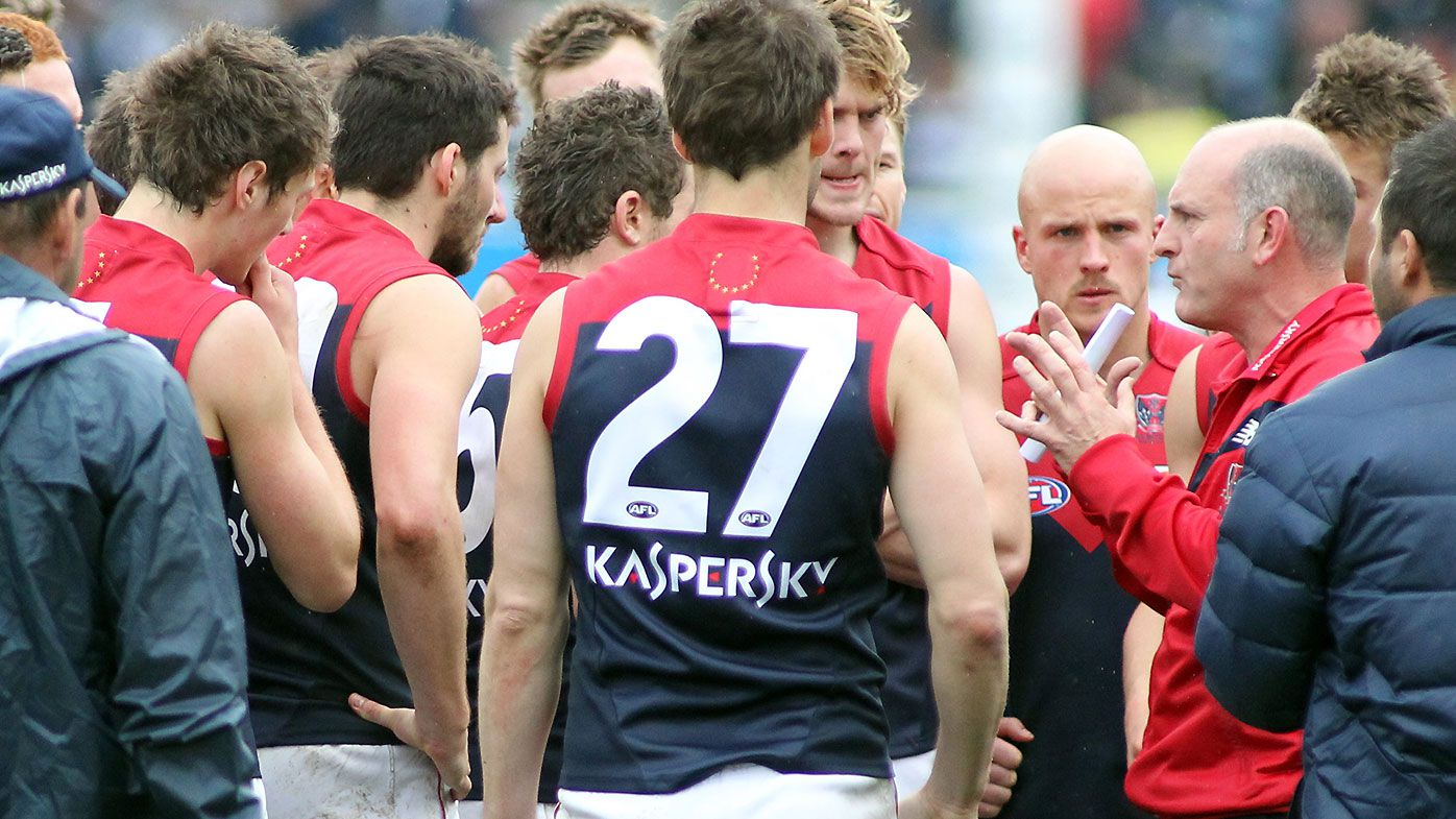 Leaked interviews show then-Melbourne coach Dean Bailey felt pressured by officials to lose games