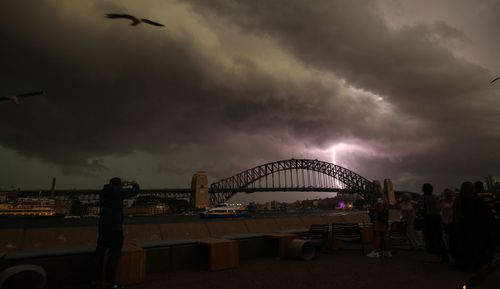 The latest storm cemented rainfall figures for some parts of Australia, say Weatherzone.  Some spots have already had double their average October rainfall, despite only being two thirds of the way through the month.