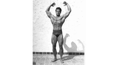 <strong>7. Steve Reeves (1926 – 2000)</strong>