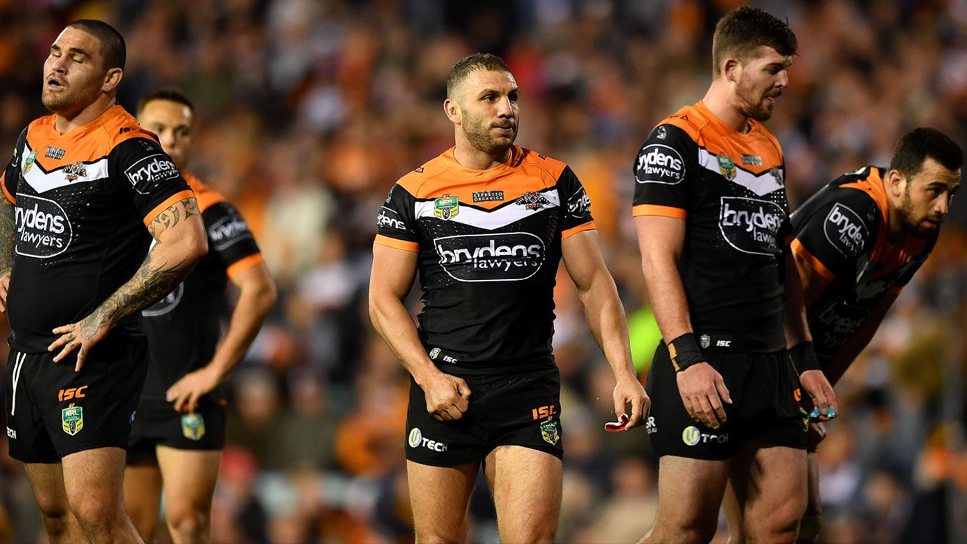 NRL Preview: Wests Tigers vs Manly Sea Eagles Round 24