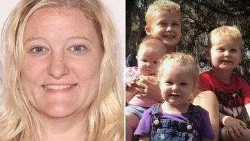 Casei Jones and her four children were found dead.
