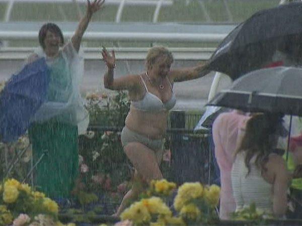 Ladies Day stripper has 'no regrets'
