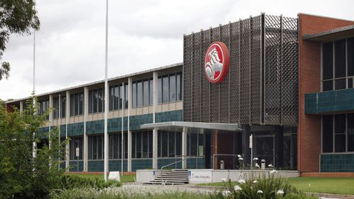 Around 80 assembly-line staff at Holden's Elizabeth plant have been forced to take redundancy packages. (AAP)
