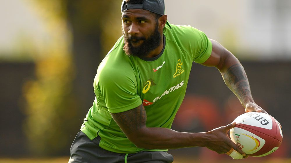 Melbourne Rebels star recruit Marika Koroibete has reportedly been ruled out of the Brisbane Global Tens. (Getty)