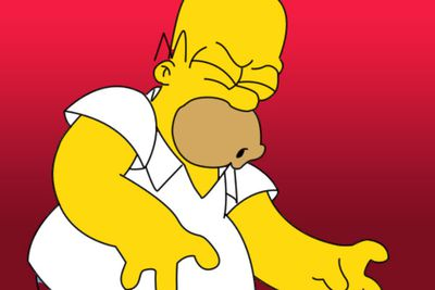 """<B>What's the story?:</B> Back when <I>The Simpsons</I> was a short segment on <I>The Tracy Ullman Show</I>, the script called for Homer to give an """"annoyed grunt"""". Voice actor Dan Castellaneta interpreted that as a drawn-out """"d'ooooooooh"""", which creator Matt Groening thought would work better sped up.  The rest is history.<br/><br/><B>When to use it:</B> Follow Homer on this one. If something doesn't go your way, a hearty """"d'oh!"""" is always called for.<br/><br/><B>When not to use it:</B> If something doesn't go someone else's way. They may be a bit sensitive about it."""