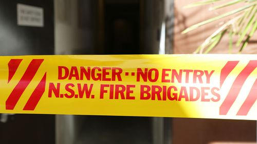 Many of the chemicals used in these drug labs are flammable and toxic. (Supplied)