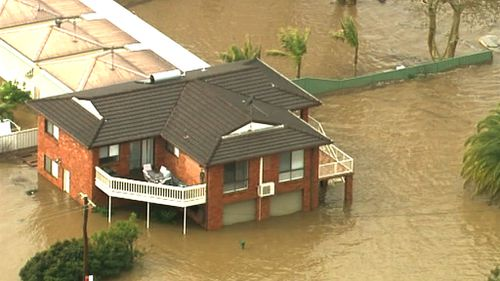 SES warn NSW residents returning home after floods