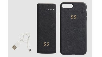 The Daily Edited Phone Case and Charger Bundle: $100