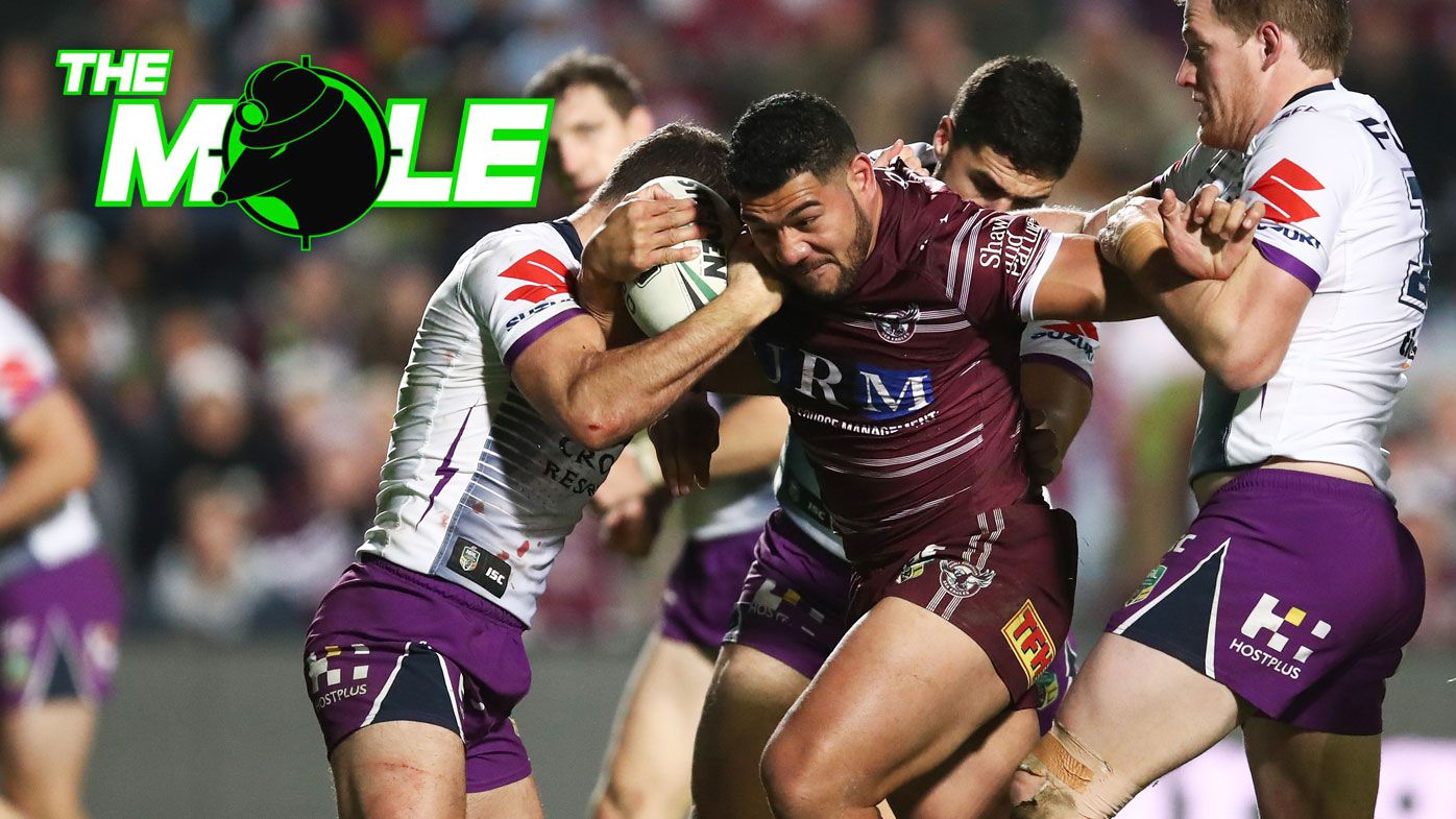 Manly back-rower Kelepi Tanginoa joining Super League club