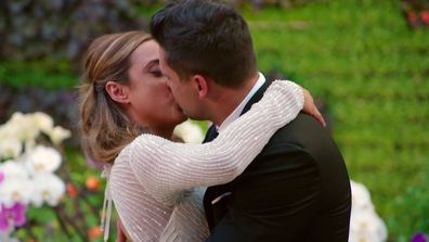 Kerry and Johnny's loved-up Final Vows