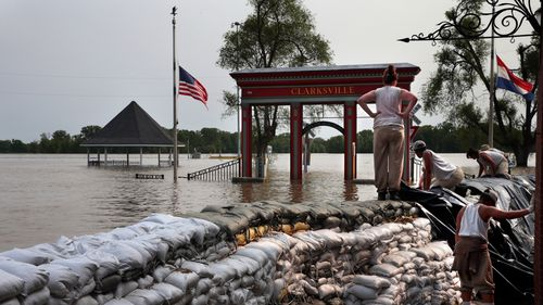 190612 Gulf of Mexico Dead Zone water research USA rain weather flooding news World