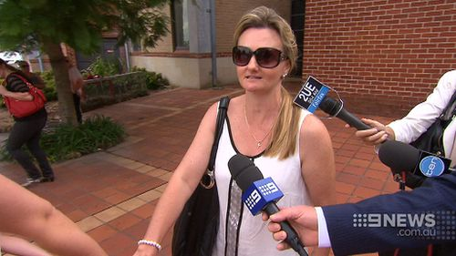 """The victim's daughter Helen Coe said the sentence """"doesn't bring Dad back."""" (9NEWS)"""