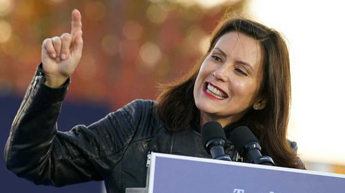 A far-right militia group allegedly plotted to kidnap Gretchen Whitmer, the Democratic governor of Michigan.