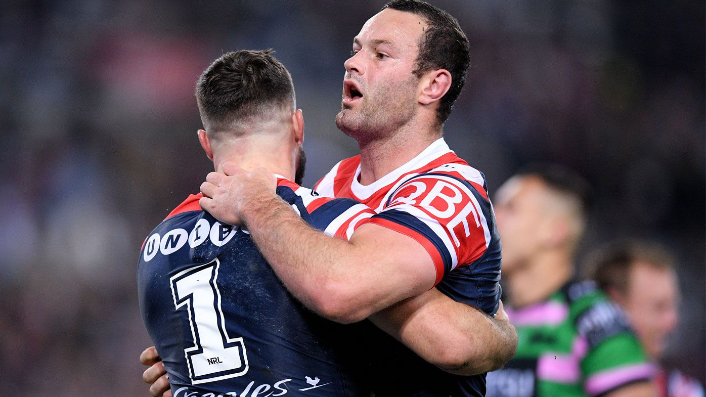 Roosters down Rabbitohs