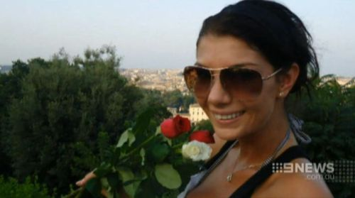 Sydney model Sarah Durazza was killed in a car crash on Sydney's Northern Beaches. (9NEWS)
