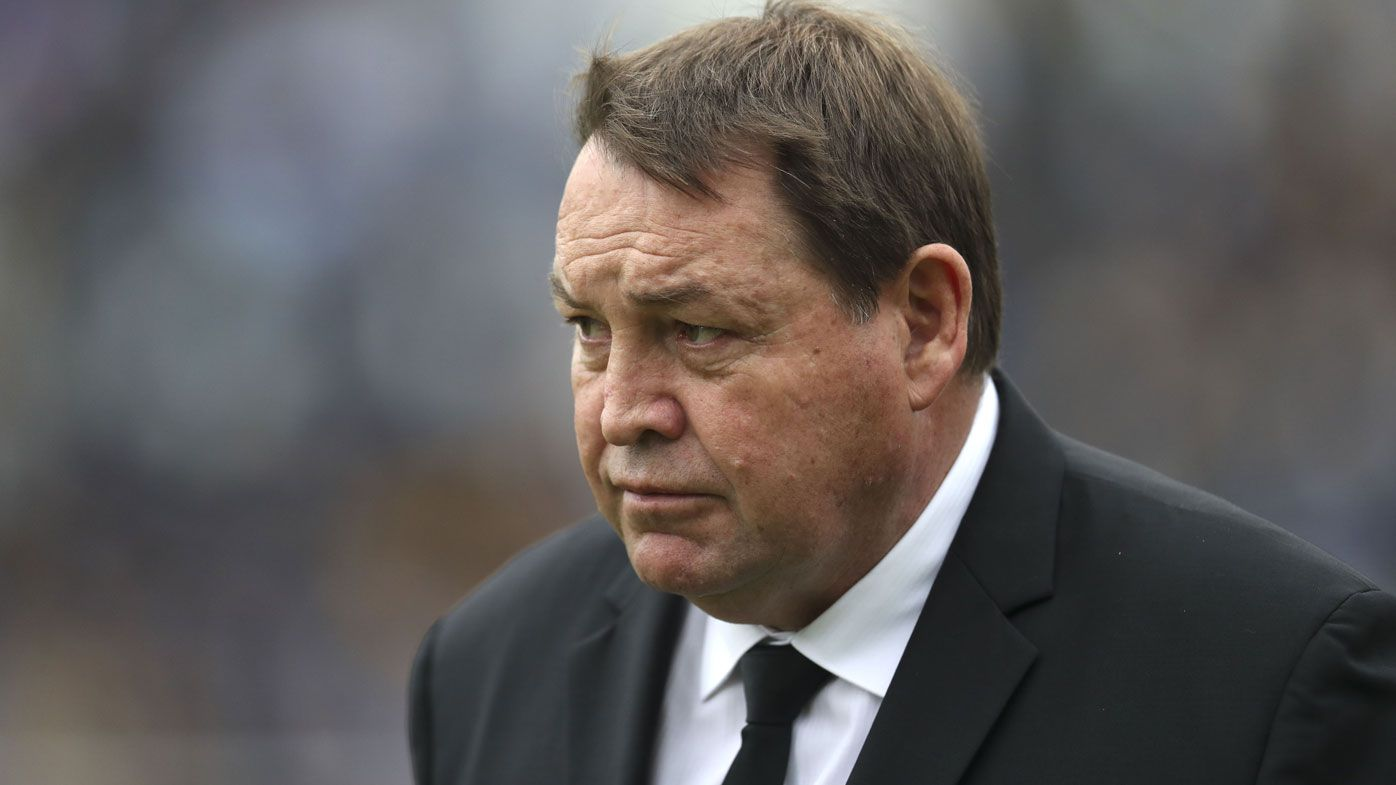 Former All Blacks coach Steve Hansen knighted