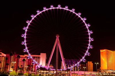 <strong>1. Ride the High Roller</strong>