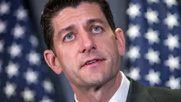 Ryan, Obama combine to smack Trump down on Muslim ban