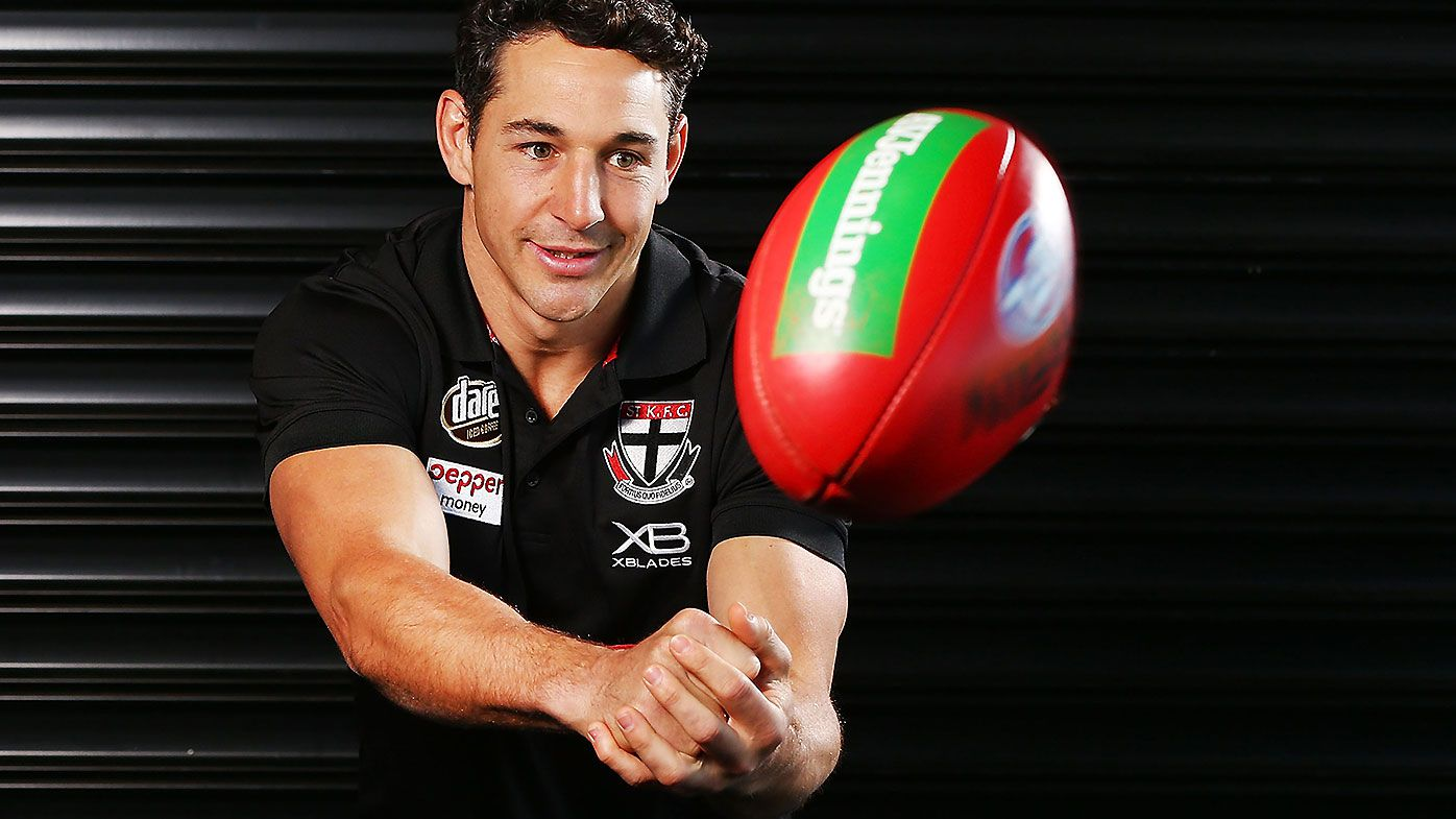 Billy Slater opens up on decision to join St Kilda in a coaching role after NRL retirement