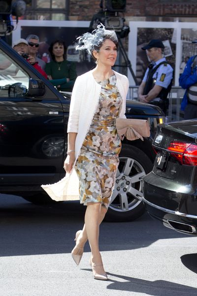 Crown Princess Mary of Denmark at the 100th Anniversary of The 1915 Danish Constitution, on June 5, 2015